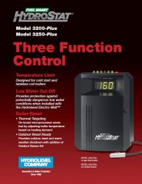 Hydrostat 3200 / 3250 Sales Sheet