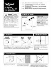 VXT-24 Installation Sheet