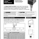 Safgard 1100M Instruction Manual