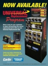 Universal Display Sales Sheet