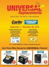Universal Points Program Sell Sheet