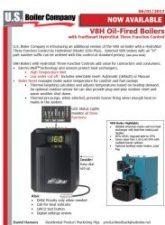Hydrostat now on U.S Boiler!