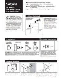 Model 24 Instructions on