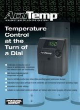 AcuTemp Sales Sheet